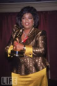 First African-American winner of an Emmy for Daytime Talk Show (or any talk show, I think?!?!?)