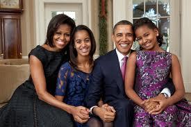 obama family