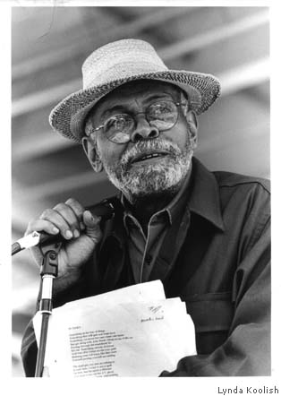 Amiri Baraka Has Passes
