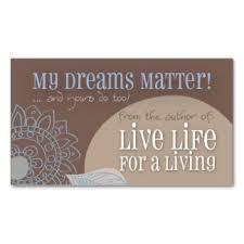 My Dreams Matter