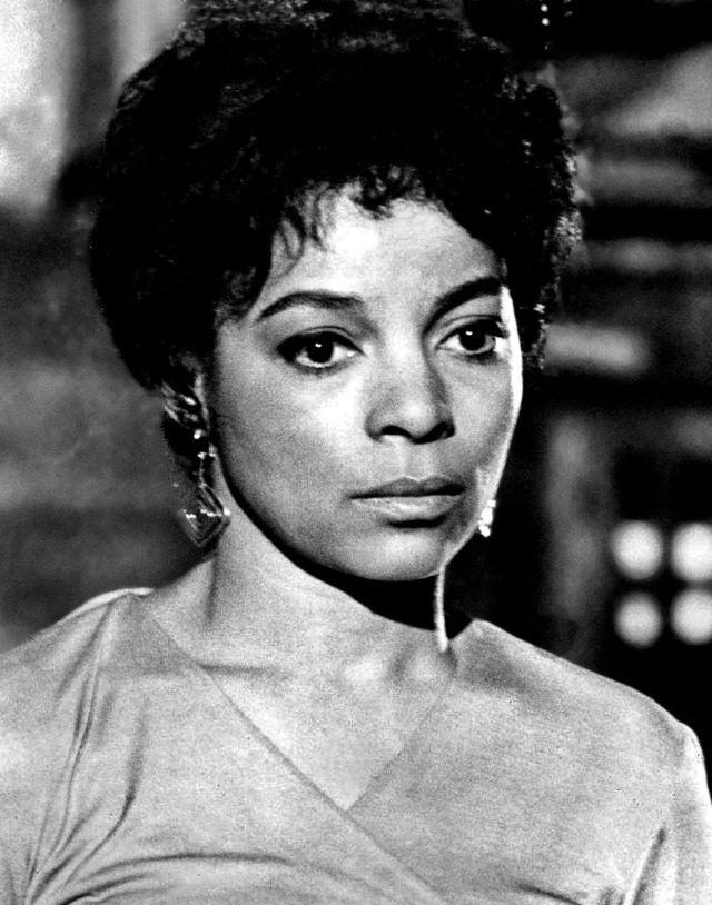 Ruby Dee, 1972