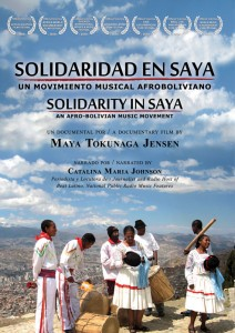 Solidarity in Saya Film Poster