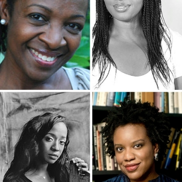 Black women authors - negression
