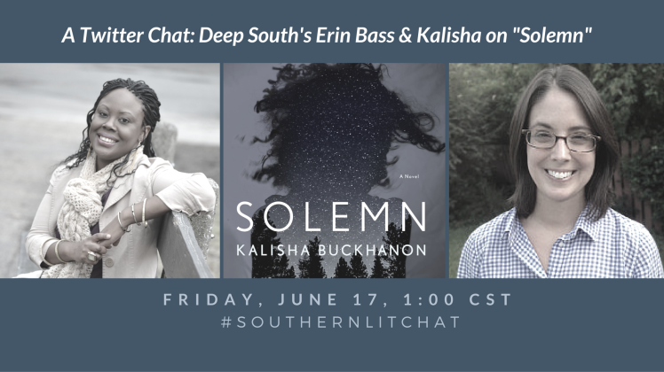 #Southernlitchat