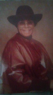 my Grandma Vanilla - negression