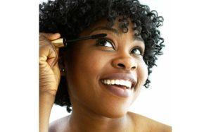 Black girl lashes