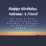 Happy Birthday Solemn