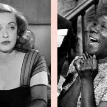 Beah and Bette - negression