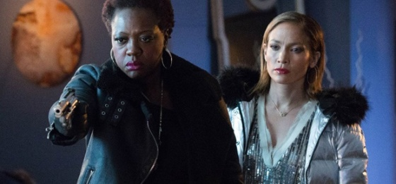 Davis and Lopez in Lila & Eve