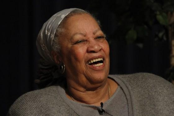 novelist Toni Morrison