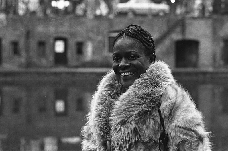 Cicely Tyson by Hans Peters | negression